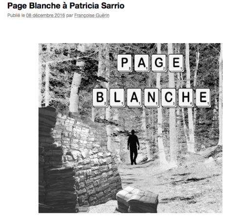 bienvenue dans la jungle,patricia sarrio,polar,roman,roman policier,romance,auto édition,amazon,kdp,humour