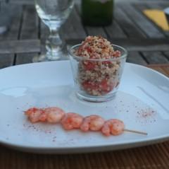 verrine quinoa brochette crevette.jpg