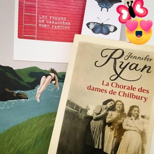 jennifer ryan, chorale, chilbury, chant, guerre, littéraire, littérature, littérature gourmande